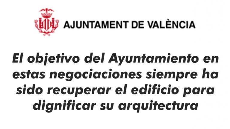 EL AYUNTAMIENTO ACUERDA LA RECUPERACIÓN ANTICIPADA DEL EDIFICIO DE LOS DOCKS DE LA MARINA