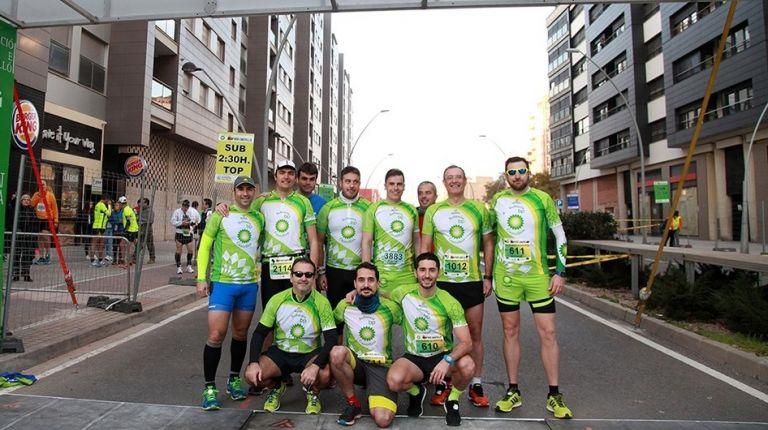 Maratón en Castellón el domingo 18, reconocida como la sexta mejor de España
