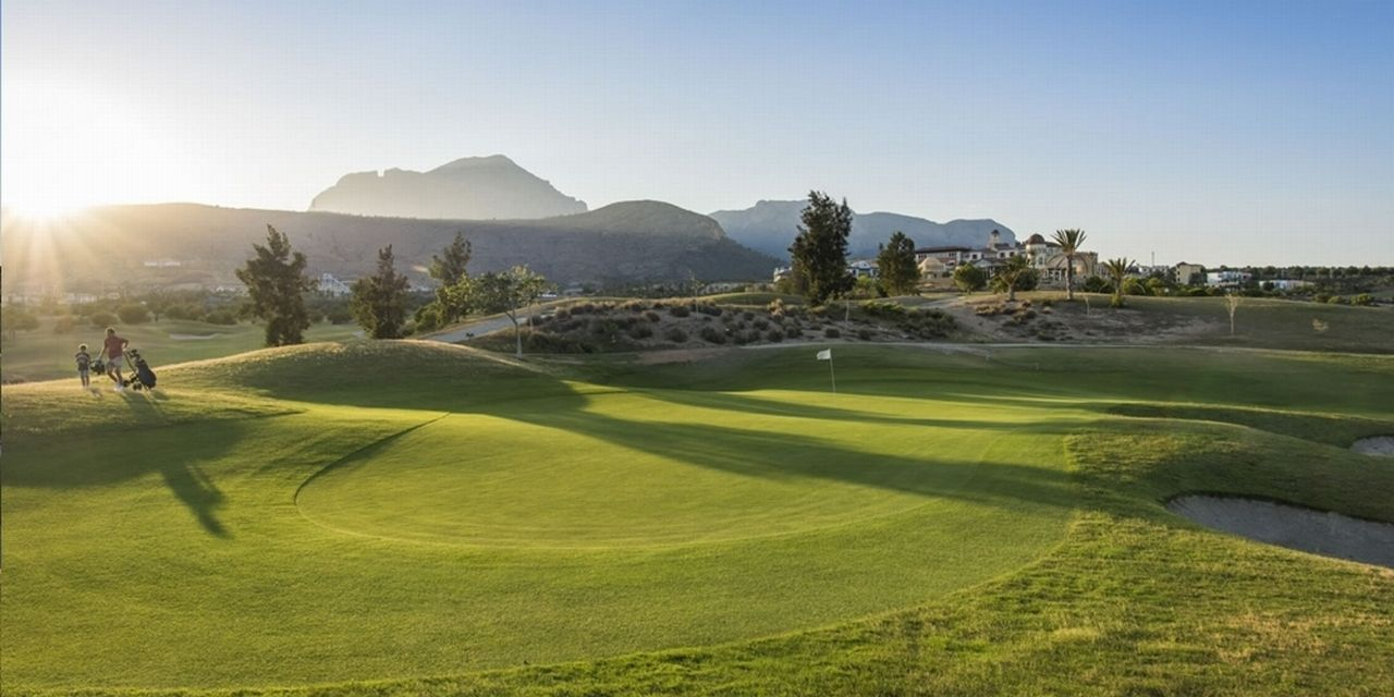 Meliá Villaitana Golf