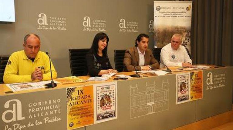 IX Kedada motera de Alicante para los aficionados a las BMW serie K