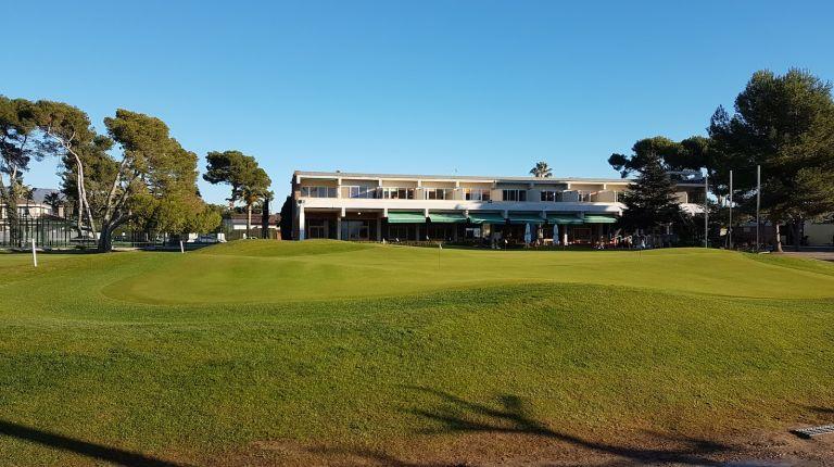 Analisis campo de golf Costa De Azahar