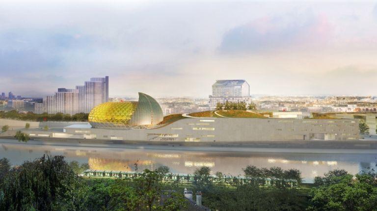 París crea un nuevo icono cultural en medio del Sena
