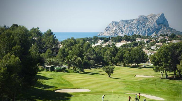 El Club de Golf Ifach alberga el VI Trofeo Presidente de la Federación de Golf