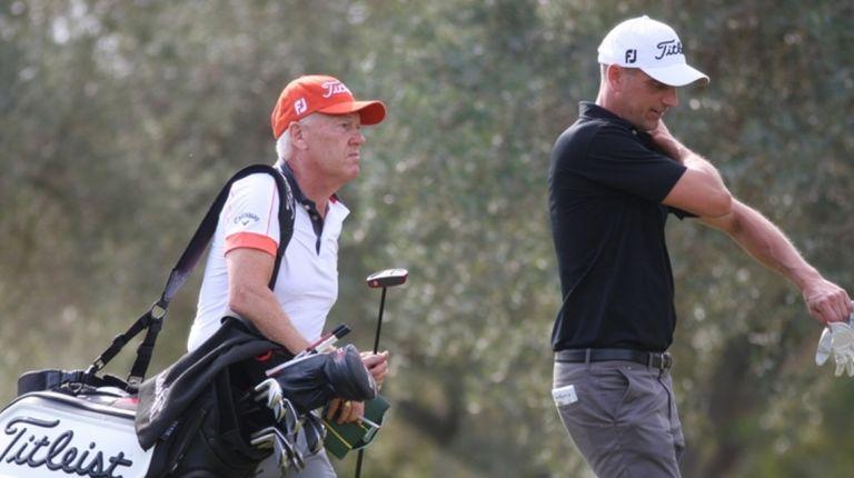 Panorámica Golf, cuarto día, Emoción hasta el final