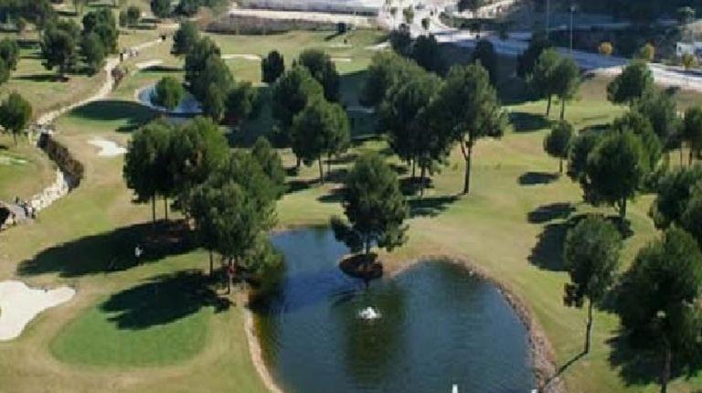 Las Rejas Benidorm Golf