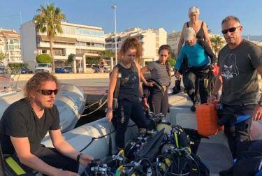 Altea quiere atraer turismo de buceo procedente de Alemania, Francia y Reino Unido