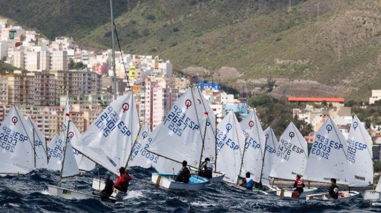 Valencia acogerá citas nacionales de Optimist en 2019 junto con Las Palmas de Gran Canaria y el Puerto de Santa María
