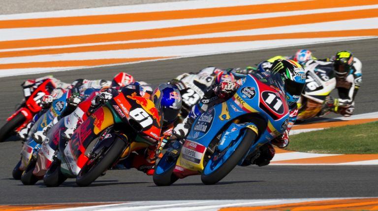 El castellonense Sergio García ha ganado la última carrera del Campeonato del Mundo Junior de Moto3