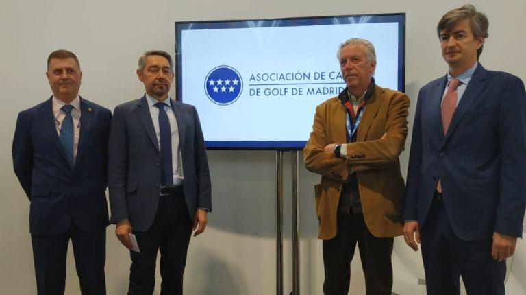 La Asociación de campos de Golf de Madrid y Turismo Madrid continúan su colaboración para la promoción del turismo de golf